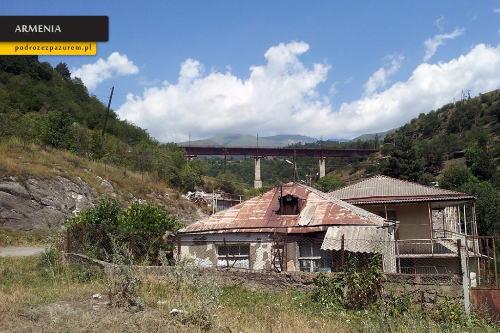 Typowy w Armenii widok