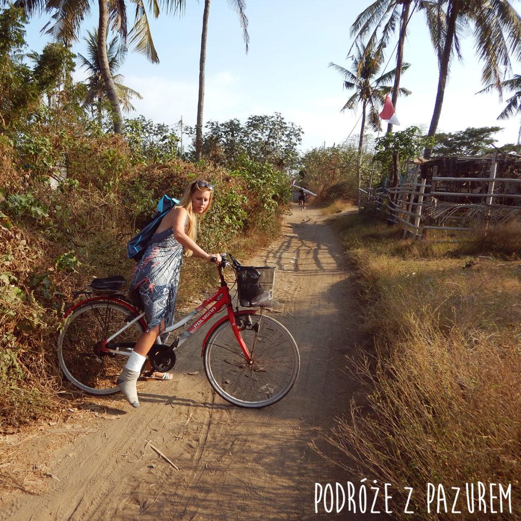 Dla chcącego nic trudnego, czyli jazda na rowerze ze złamaną nogą